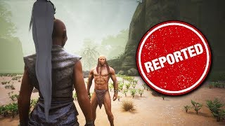 "REPORTED for ""Trolling""  