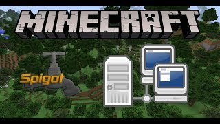 Minecraft Spigot Server Tutorial In Dreams - Minecraft server erstellen spigot