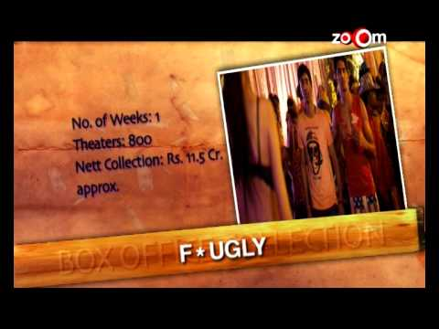 Humshakals, Holiday, F*ugly, Filmistaan, Citylights: BOX OFFICE COLLECTION