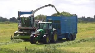 Silage 2k17 whites agri picking in kildimo for kennedys