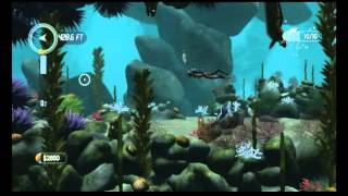 Thor Plays Dive: The Medes Islands Secret (Wii): Part 8