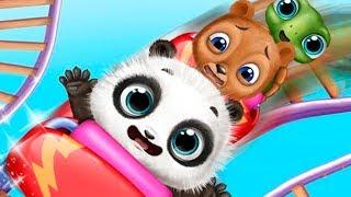 Веселые приключения МАЛЫШ бэби ПАНДА в парке Игровой мультик для малышей Мультфильмы Игра для детей