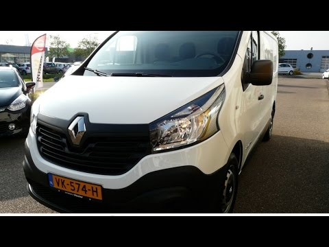 Renault Trafic 1.6 DCI T29 L1H1 COMFORT ENERGY, Airco, | Cruise C