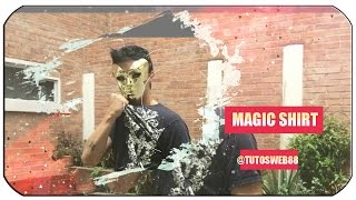 Efecto Magic Shirt Sony Vegas tutorial efecto camisa mágica