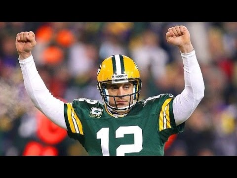 Aaron Rodgers Highlights-Packers Win the NFC North - Ants Rants