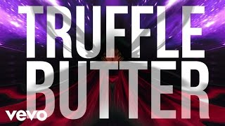 Nicki Minaj - Truffle Butter Lyric Video Explicit ft Drake Lil Wayne