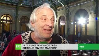 La gauche fait «le grand procès» d'Emmanuel Macron avec Ruffin en témoin et Lordon en procureur