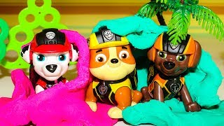 Сборник Щенячий патруль все серии подряд Мультики для детей Развивающие мультфильмы про Paw Patrol