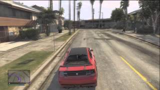 GTA 5 : gameplay voiture de ouf astuce et fin du jeux