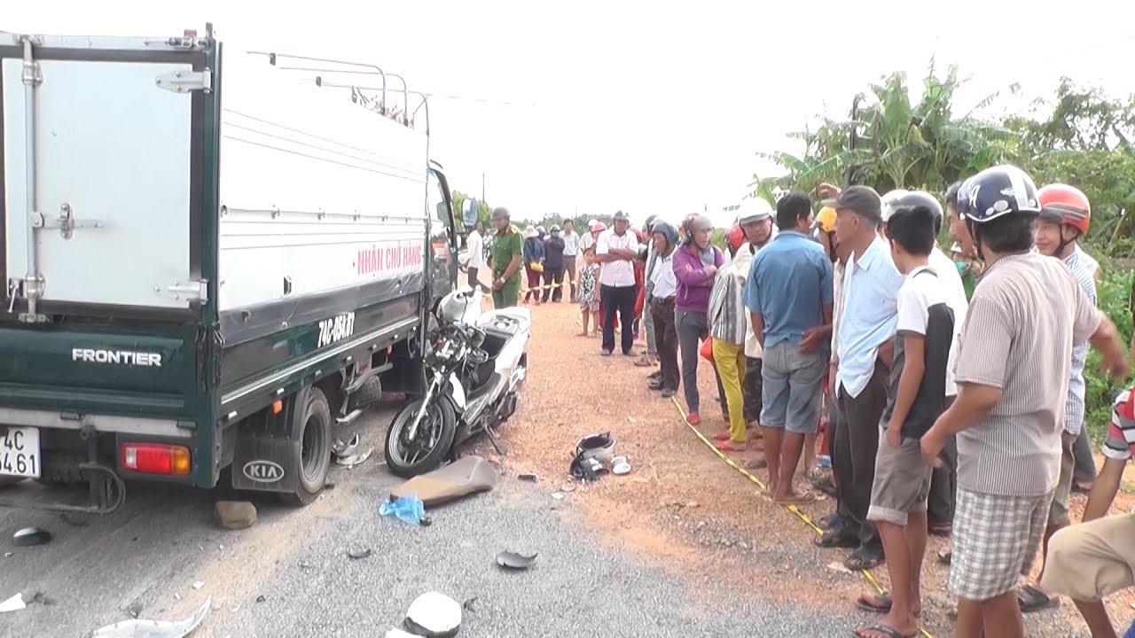 Tai nạn giao thông 1 người chết, 1 người bị thương tại Quảng Trị