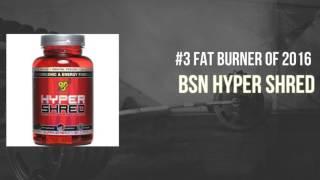 Top 5 Best Fat Burners of 2016 - For Men & Women