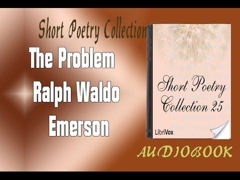 ralph waldo emerson short poems
