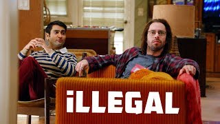 Gilfoyle was an illegal immigrant - Silicon Valley