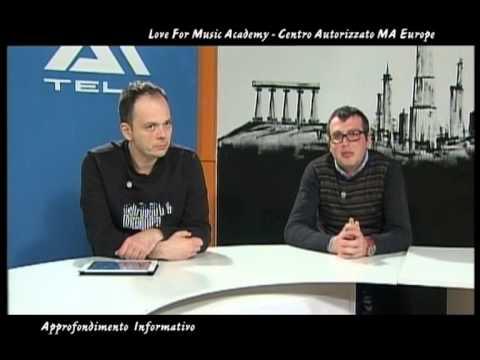 Approfondimento MA EUROPE presso TELE A1