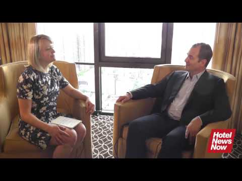 HNN interviews Marriott International's Anthony Capuano