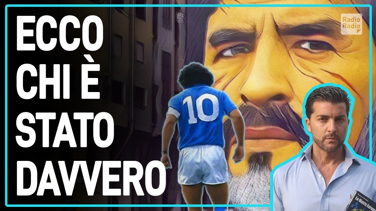 Chi è stato davvero Maradona: perché l'uomo è grande quanto il giocatore - Amodeo