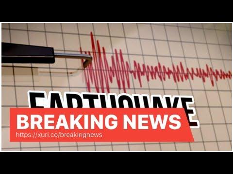 Breaking News - Magnitude 3.1 earthquake rattles parts of Oklahoma