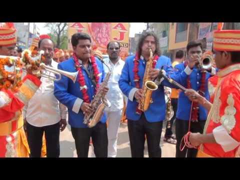 Wo Jab Yaad Aaye .(Raj Band)