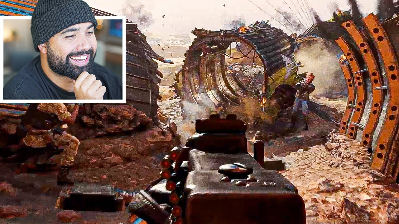 Call of Duty Black Ops: Cold War multiplayer reveal and reactions