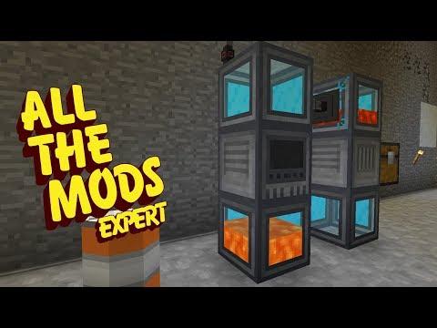 All The Mods Expert Mode - SPENT FILTERS [E36] (Minecraft Expert Mod Pack)