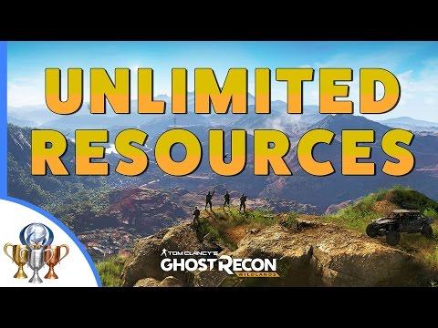 Ghost Recon Wildlands Unlimited Resource Farming (Farming Gas, Comms, Medicine & Food)