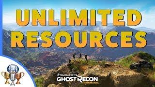 Ghost Recon Wildlands Unlimited Resource Farming (Farming Gas, Comms, Medicine & Food) thumbnail