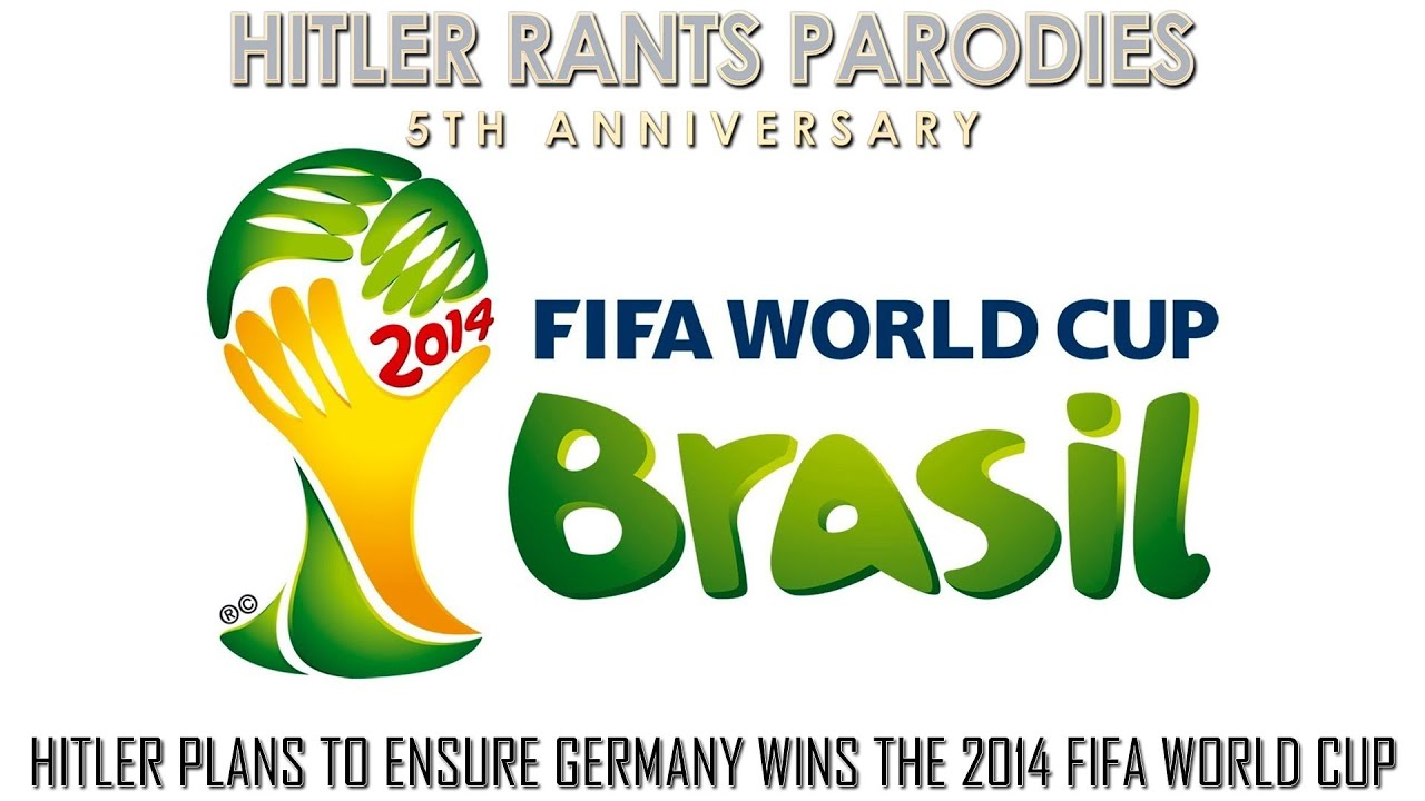 Hitler plans to ensure Germany wins the 2014 FIFA World Cup