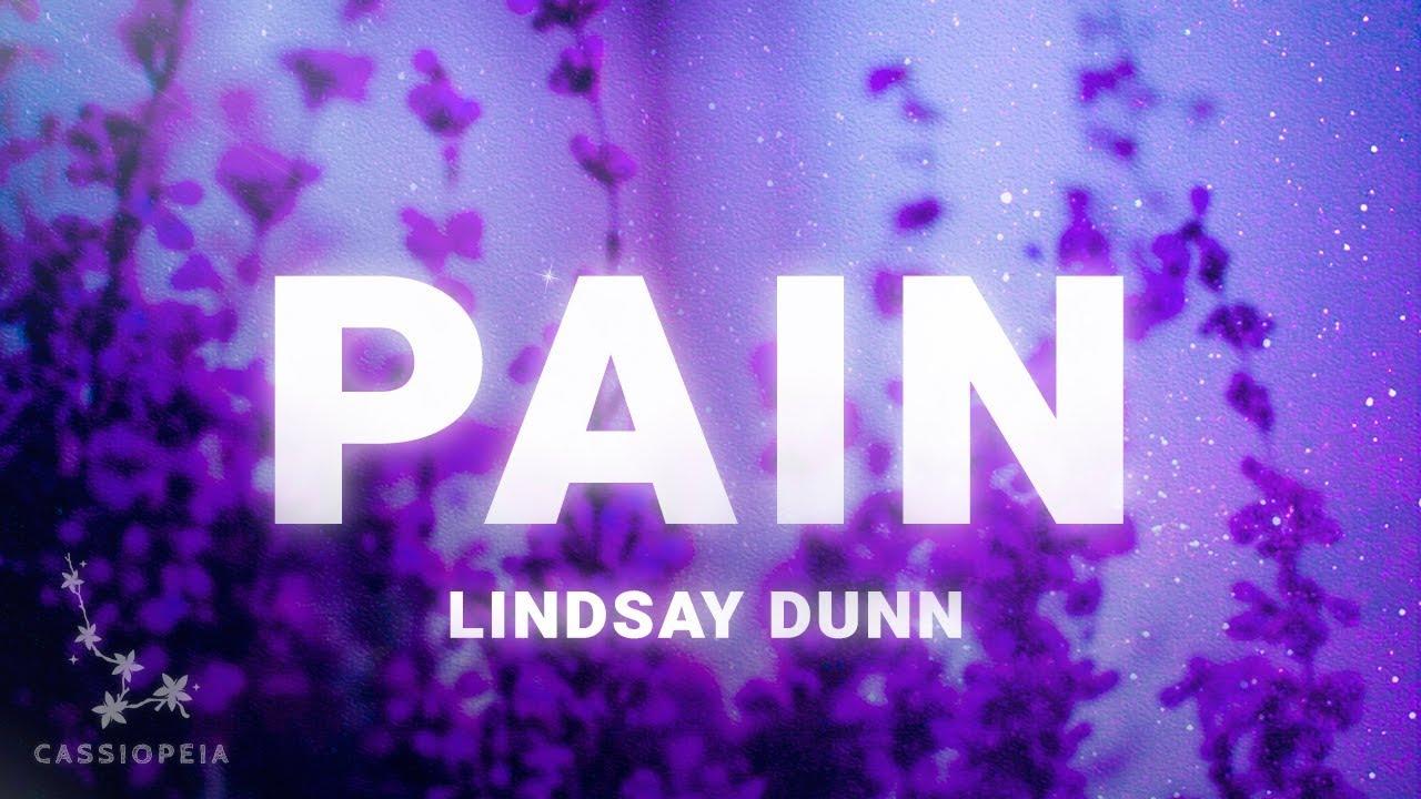 Download Lindsay Dunn - Pain (Lyrics)