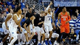 Syracuse vs. Duke: Blue Devils punch their ticket to the Elite 8