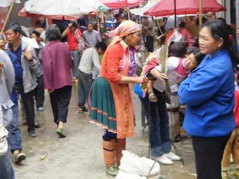 China Yunnan Wenshan Xichou Part One.wmv