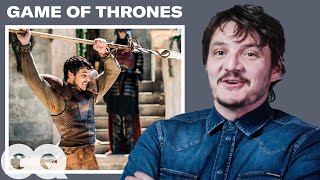 Pedro Pascal Breaks Down His Most Iconic Characters | GQ