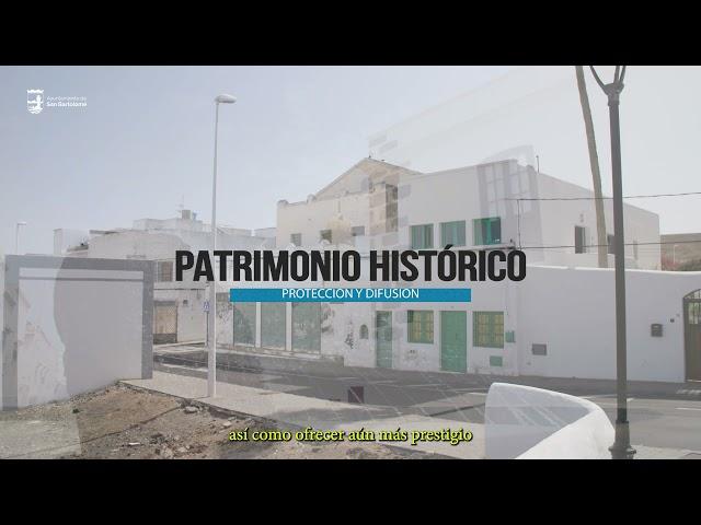 Transformación urbanística de San Bartolomé