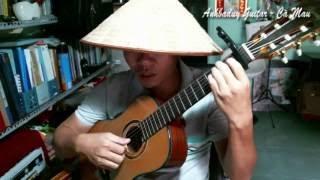 Con đường xưa em đi (Bolero Guitar) - Anhbaduy Guitar Cà mau