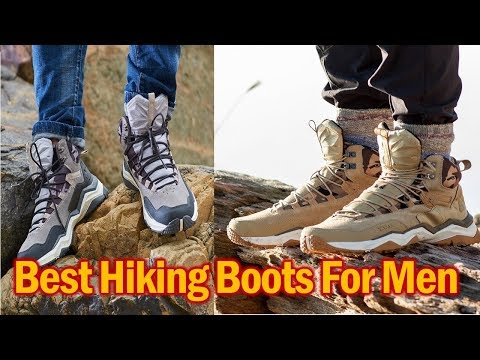 Best Hiking Boots For Men 2020? Top 10 Best Hiking Boots For Men