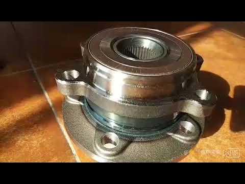 IQFPS third generation wheel bearing