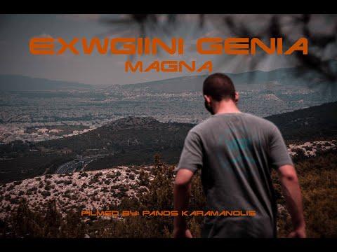 Magna - EXWGIINI GENIA (OFFICIAL VIDEO CLIP)