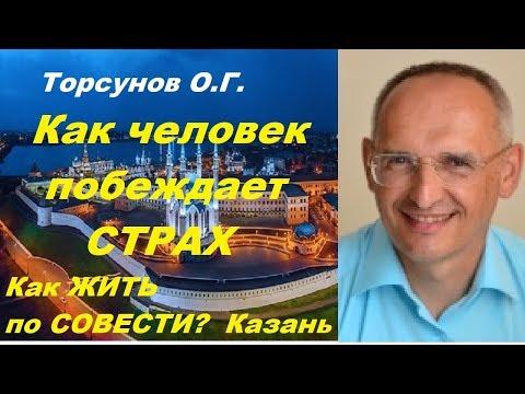 Торсунов О.Г. Как победить страх и жить спокойно и счастливо?