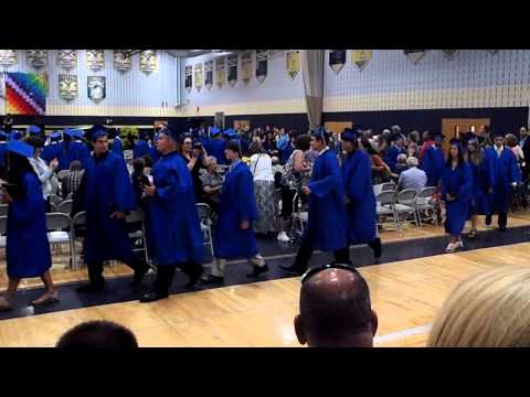 New Egypt Middle School Class of 2014 - Exit