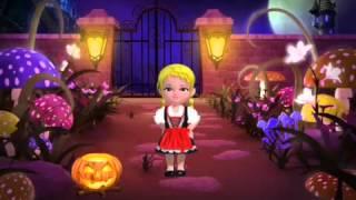 おしゃべり魔女のアバからのビデオ - Ava the Talking Witch: http://it...