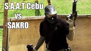 Airsoft Zero Dark Thirty Full Match - SAAT Cebu Vs SAKRO