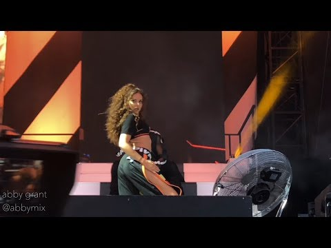 Little Mix - Reggaeton Lento HD/4K (Colchester Summer hits tour)