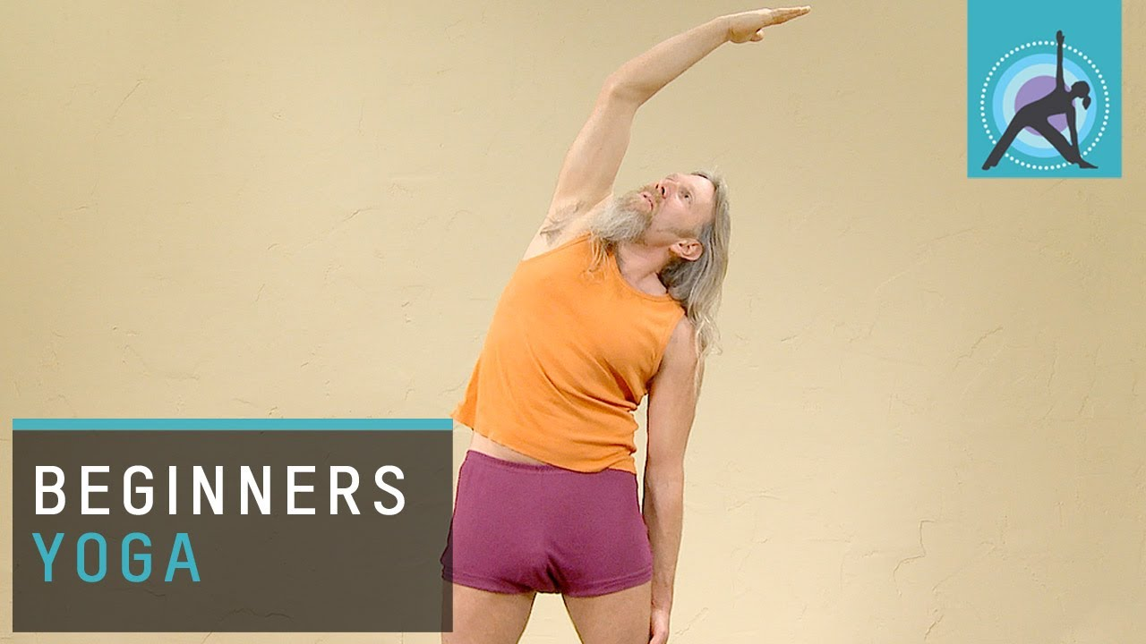 Standing Yoga Poses for Beginners - YouTube