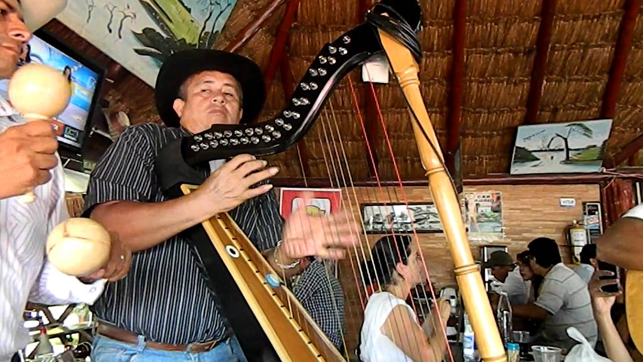 music musica colombiana llanera america south colombian cowboy folk famous popular
