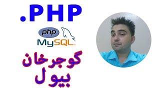 PHP Procedural & MySQLi Lesson 3  How to check PHP Info Urdu Hindi