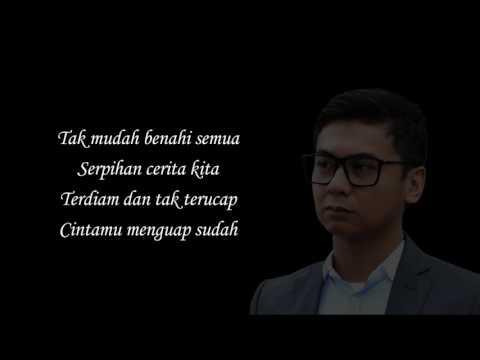 Raditya Dika Tanpa Kata Maaf Cover By Christian Bong