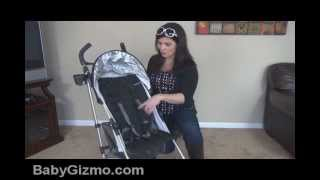 UppaBaby G-Lite 2013 Stroller Review - Baby Gizmo