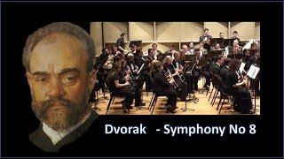 Symphony #8 (Allegro con brio) by Antonin Dvorak (1841-1904) - arr. Bradley S. Hartman