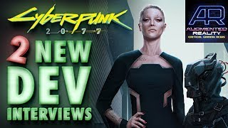 Podcast 142: 2 NEW Cyberpunk 2077 Dev Interviews: Romance & Netrunning; Epic Boss Defends Exclusives