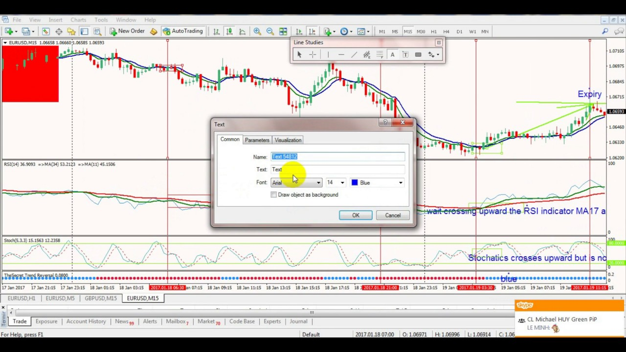 Rsi and binary options