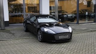 Aston Martin Rapide S V12 8-Speed